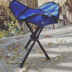 صندلی برزنتی سه پایه