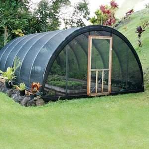 مزایای شید گلخانه و توری سبز سایبان