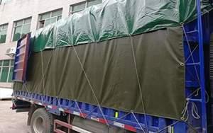ویژگی چادر برزنت کامیون