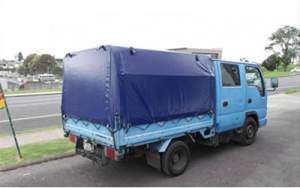 قیمت چادر کامیون