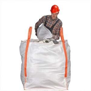 انواع گونی بسته بندی مصالح ساختمانی