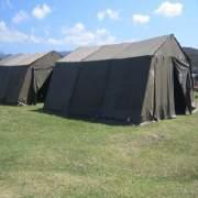 چادر برزنتی نظامی