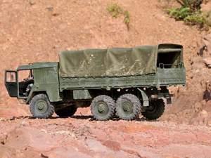 روکش برزنت ماشین های نظامی