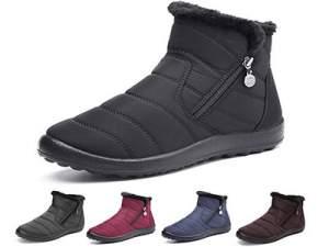 کفش با برزنت های رنگی