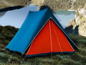 چادرهای مسافرتی با برزنت رنگی