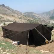 چادر برزنتی عشایری